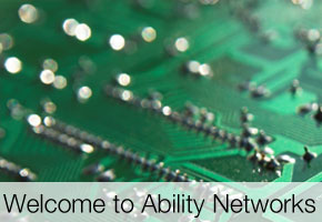 Welcome to Ability Networks
